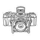 Fuji-Kamera von WhileIWonder