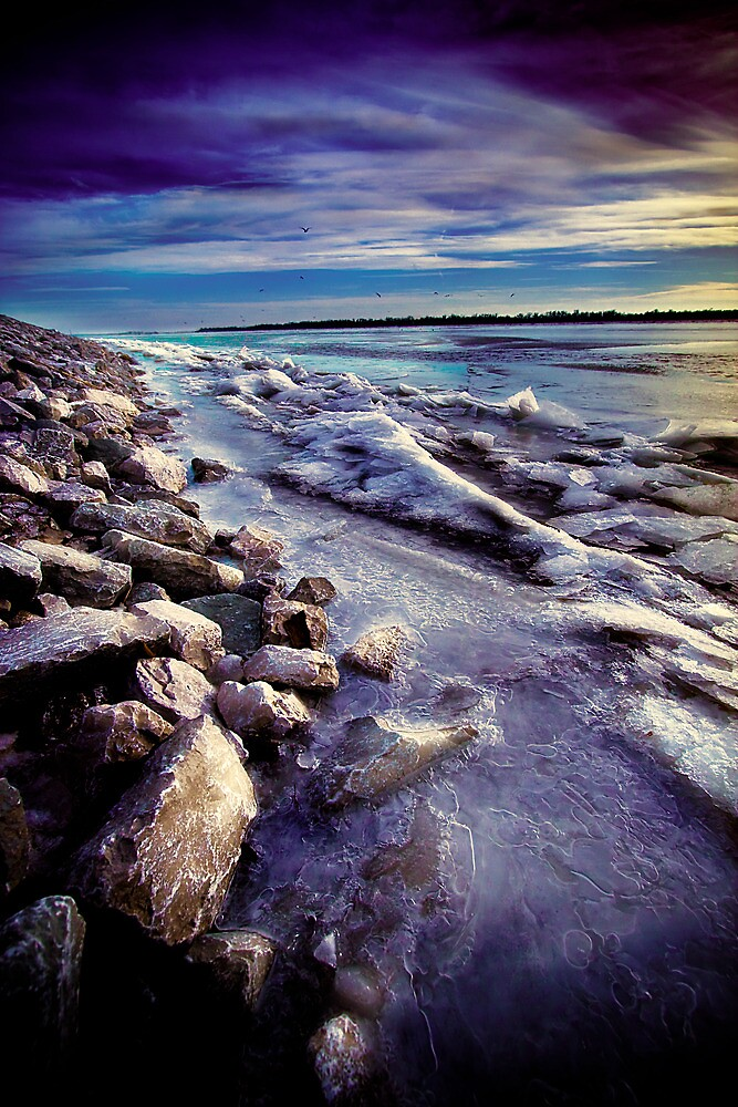 The Frozen River by Brandon Hayes