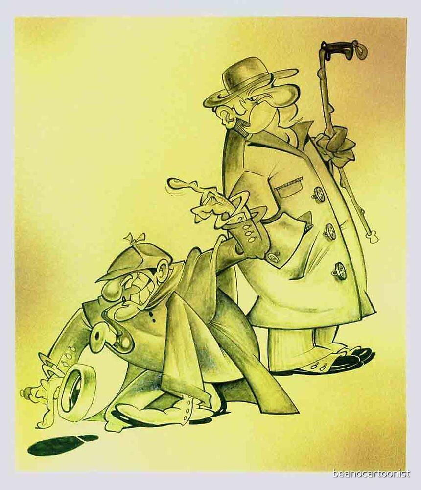 What Conan Doyle didn't write by beanocartoonist