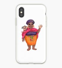 African mother iPhone Case