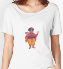 African mother Women's Relaxed Fit T-Shirt