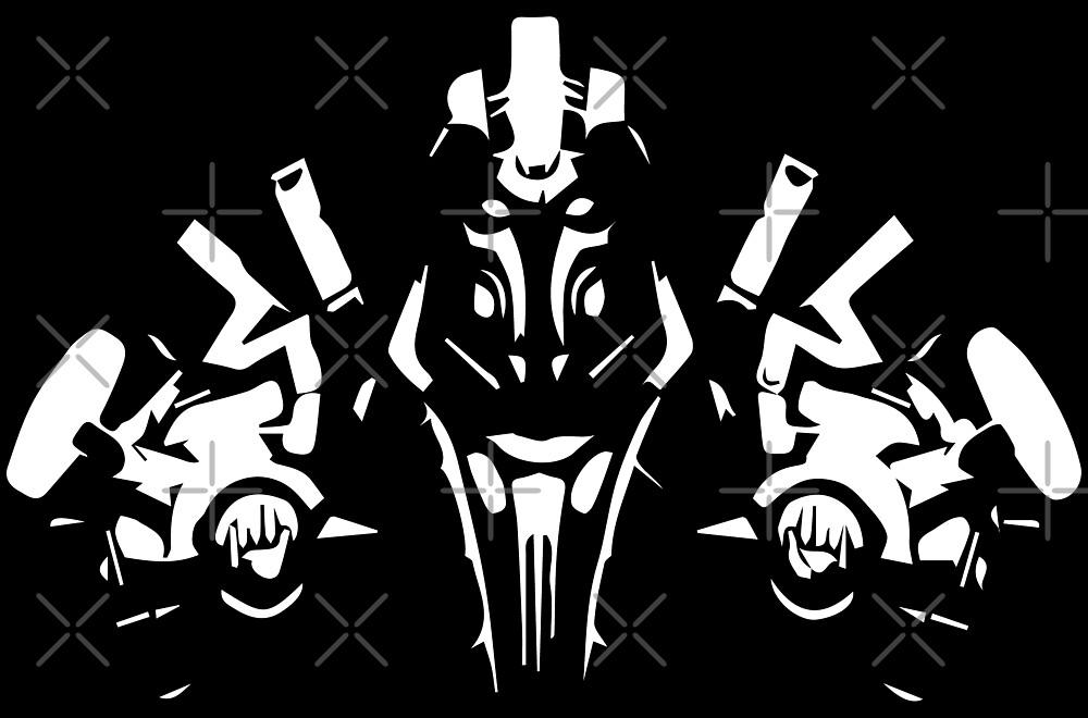 Paladin Armor by gainzgear