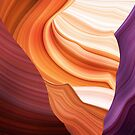Lower Antelope canyon 3 by vladstudio