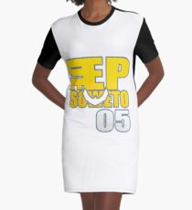 DEEP SOWETO 05 Graphic T-Shirt Dress