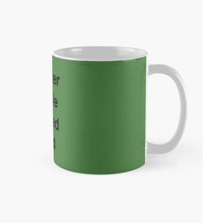 Another Female Fronted Band  Mug