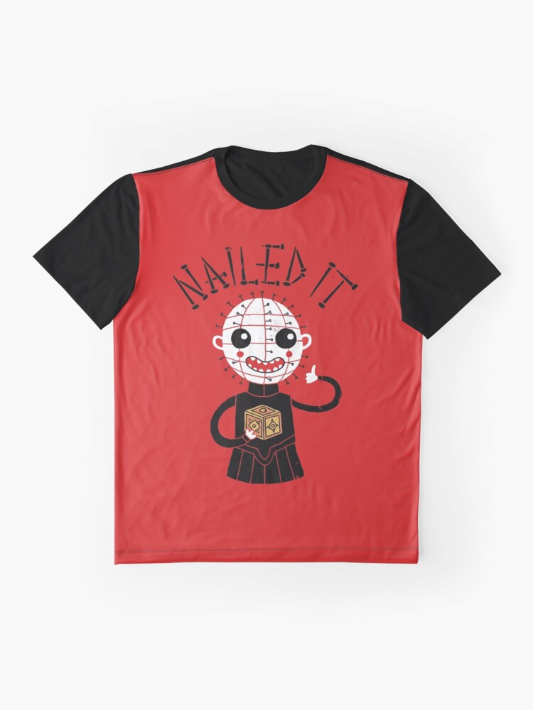 Alternate view of Nailed It Graphic T-Shirt