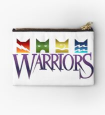 Warrior Cats Logo Studio Pouch