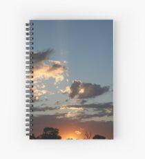 Mannum Sunrise Spiral Notebook
