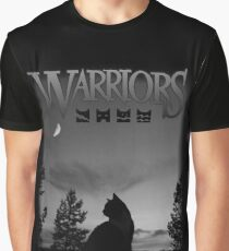 Warrior Cats - Shadowed Clans Graphic T-Shirt