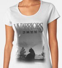 Warrior Cats - Shadowed Clans Women's Premium T-Shirt