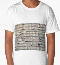 bricks Long T-Shirt