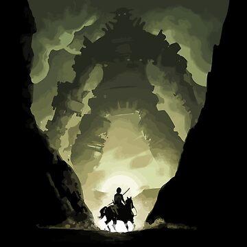 Sombra del Coloso - Aventura de Bigcoin
