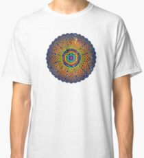 Flower of Life Celtic Mandala Classic T-Shirt