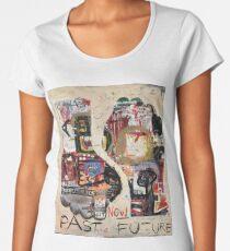Past Future Women's Premium T-Shirt