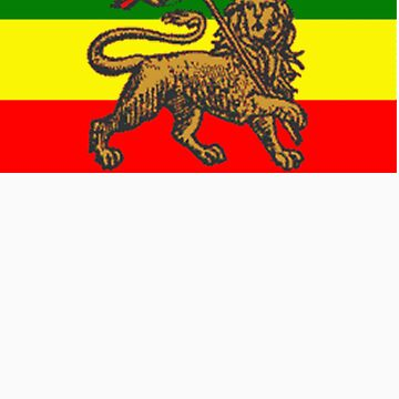 Rasta Lion by nimbinmagic