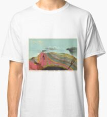 Vintage Geology and Meteorology Diagram (1893) Classic T-Shirt