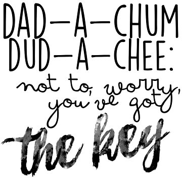 Dad-a-chum - The Dark Tower by epinephrine