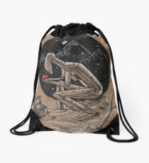 Guarded Drawstring Bag