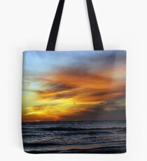 Searching for Dinner Tote Bag