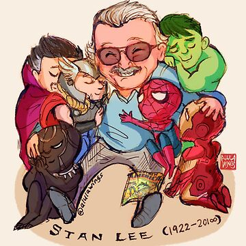 Excelsior! by alulawings