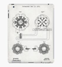 ELECTRICAL TRANSMISSION OF POWER patent iPad Case/Skin