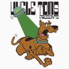 scooby doo and spongebob by uncle toms by uncletoms