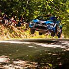 Flying Subaru Rally Team USA by gotcone