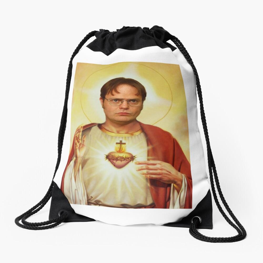 Heilige Dwight Turnbeutel