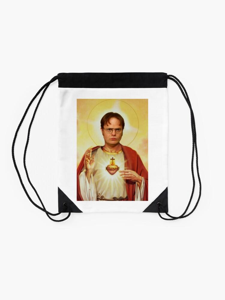 Alternative Ansicht von Heilige Dwight Turnbeutel