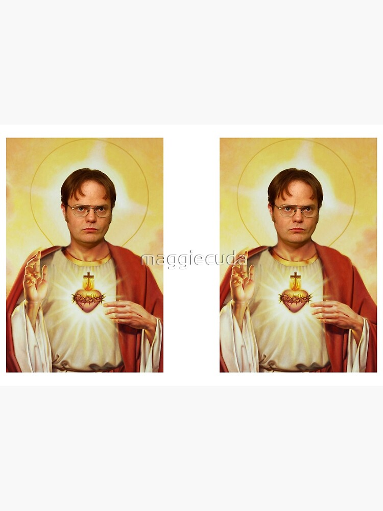 Heilige Dwight von maggiecuda