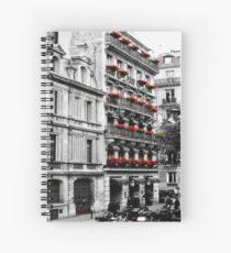 Paris walk Spiral Notebook