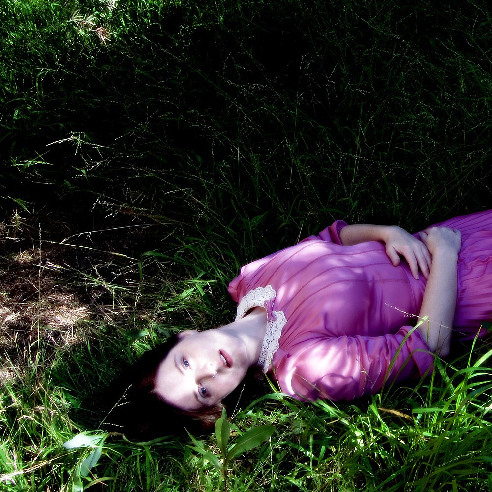 lost amongst the undergrowth by Bronwen Hyde