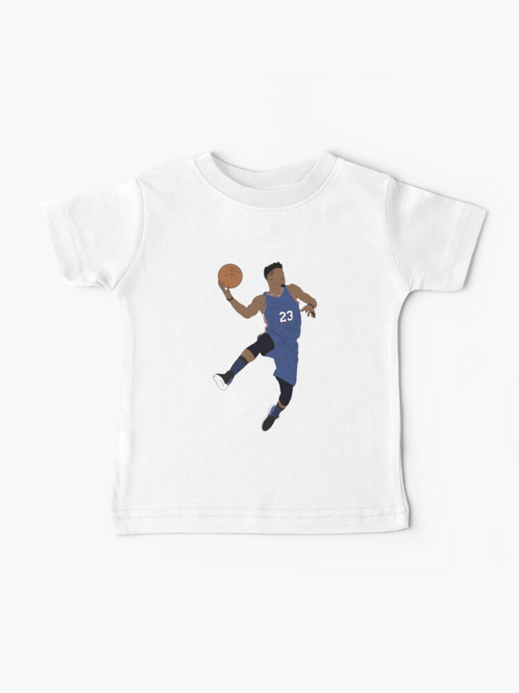 official photos 585da ce46f Jimmy Butler Sixers | Baby T-Shirt