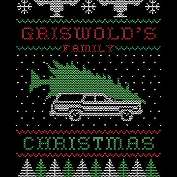 Griswold's Family Christmas by LiRoVi