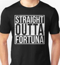 Warframe - Straight Outta Fortuna   Video Game Shirt Unisex T-Shirt