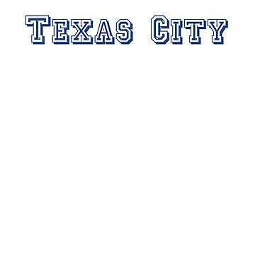 Texas City by CreativeTs
