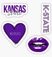K-State  SPIRIT PACK Sticker
