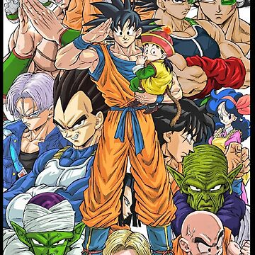 Mundo Dragon Ball by Davidisla39