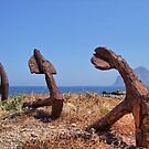 """Ships Anchors by Antonello Incagnone """"incant"""""""