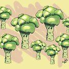 Broccoli is Your Friend by Filomena Jack
