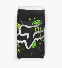 Awesome Fox Racing watercolour Duvet Cover