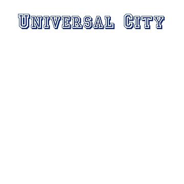 Universal City by CreativeTs