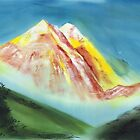 Himalaya 6 by Anil Nene