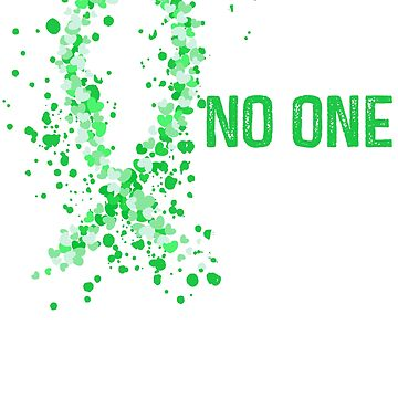 In This Family No One Fights Alone - Lymphoma Awareness by EcoKeeps