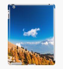 fall in the Julian Alps iPad Case/Skin