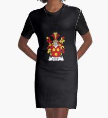 ec77811cbac Burnett Coat of Arms - Family Crest Shirt Graphic T-Shirt Dress