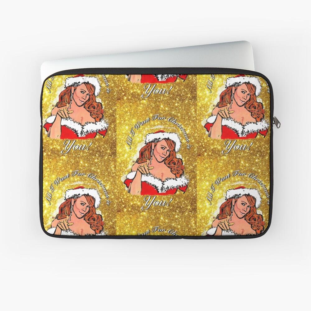 Christmas 1 Laptop Sleeve
