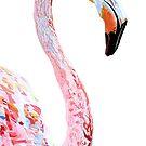 Flamingo No.3 by christinahewson