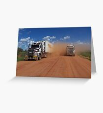 Tilmouth well road Greeting Card