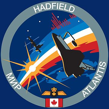 Space Shuttle Mission Patch by Hollow-Horse